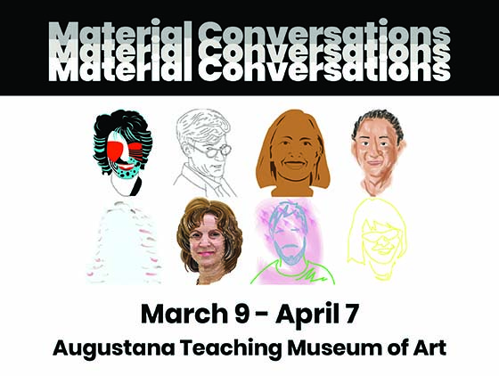 material conversations exhibit