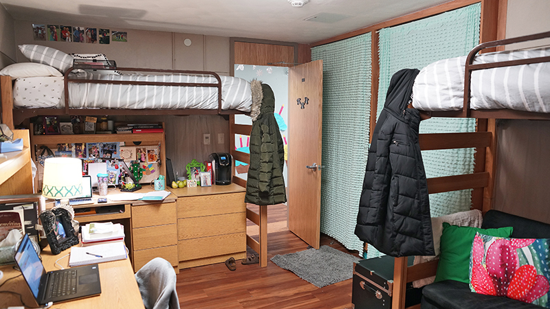 Westerlin dorm room