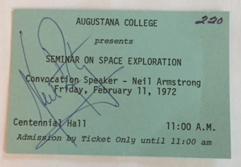 Armstrong ticket