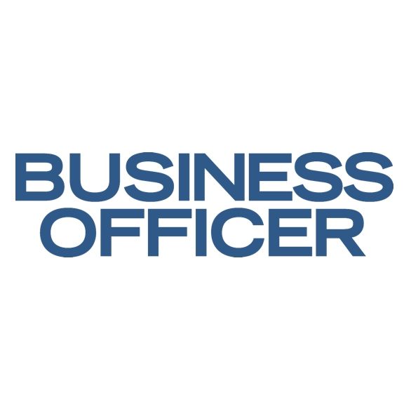 Business Officer Magazine logo