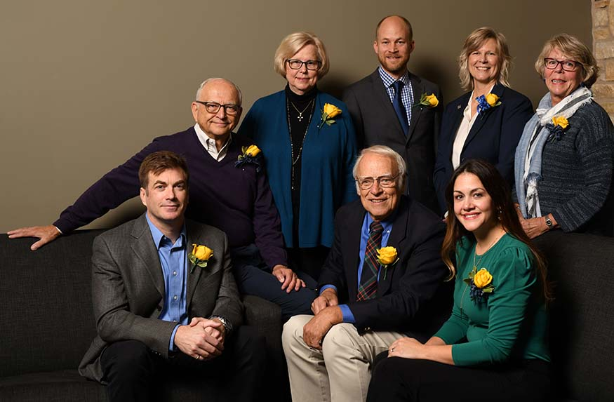 Alumni award winners 2019