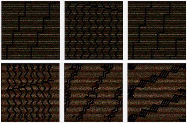 Generative Kente Cloth