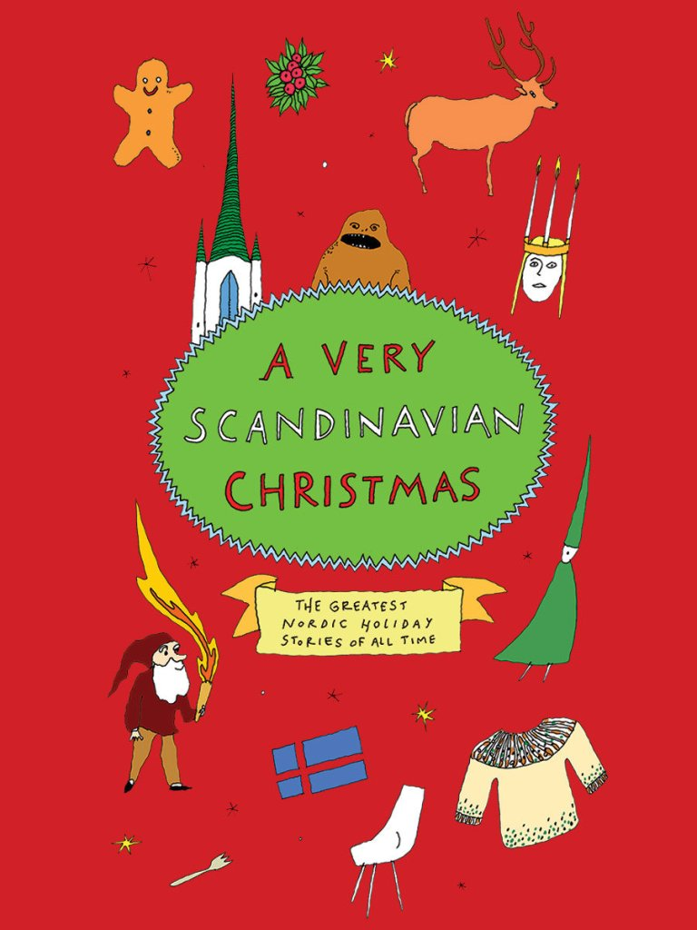Scandinavian Christmas book