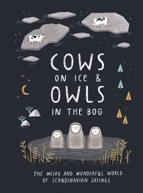 Cows on Ice cover