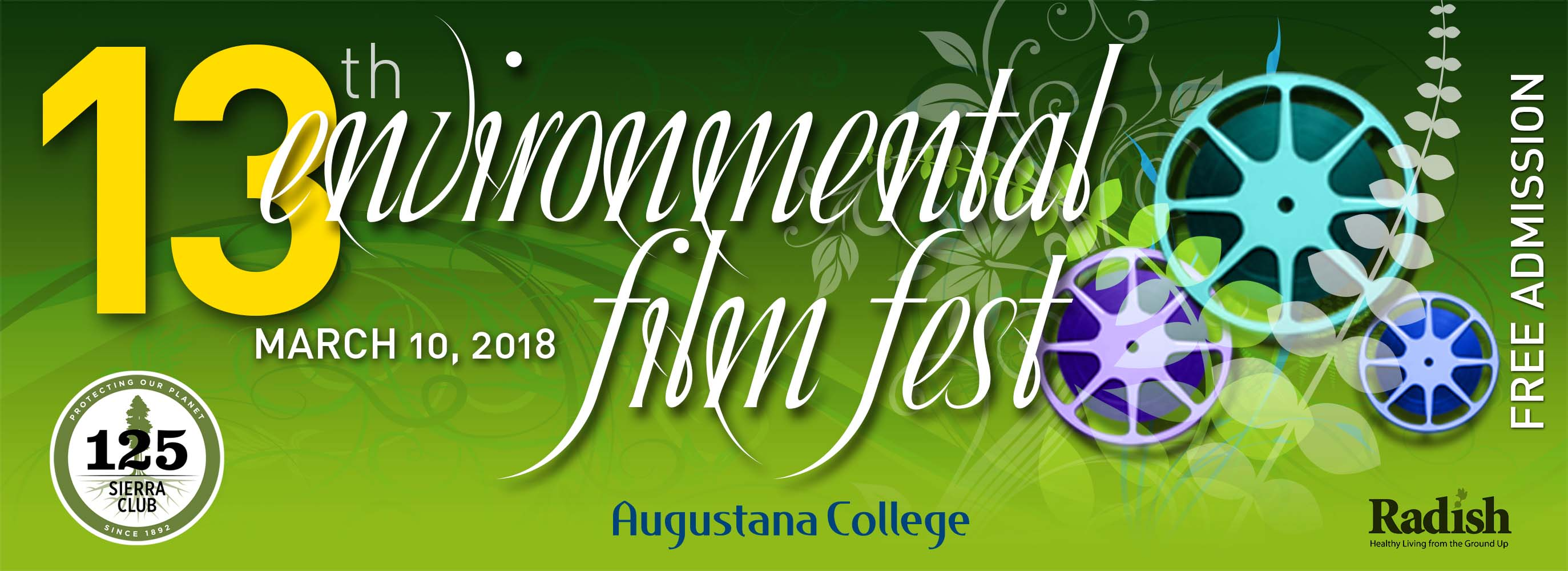 Environmental Film Fest March 10
