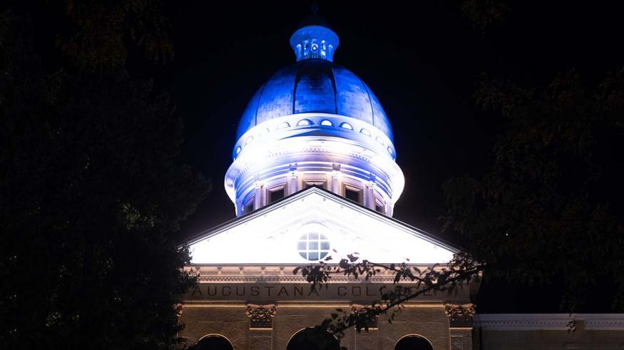 old main dome