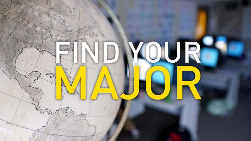 find your major